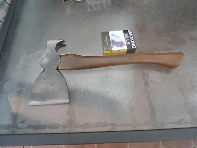 Vintage Brades No 2 Axe /axe Head Lenght 18Cms /cutting Side Width 10Cms