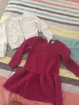 Baby/toddler girl winter bundle Origami Size 2