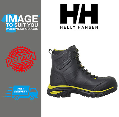 912574963eb HELLY HANSEN CHELSEA Winter Insulated Safety Steel Toe Cap Boot ...