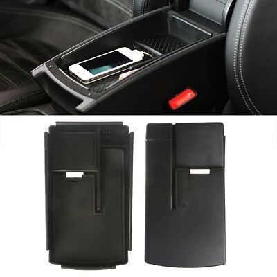 Center Console Armrest Secondary Storage Box Tray for VW Passat CC B6 B7 HM New