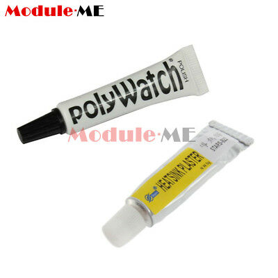 POLYWATCH Remover 5g Polish Scratches of Watch Plastic / Acrylic Crystal Glass
