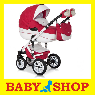RIKO Brano Ecco 2in1 2018 Stroller Pushchair Sport seat FREE SHIPPING
