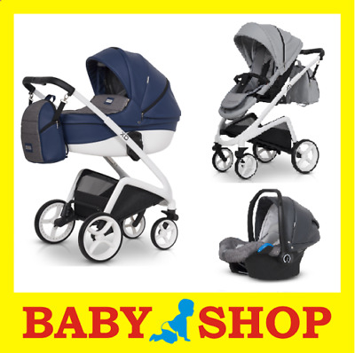 RIKO XD 3in1 2018 New Collection Stroller Pushchair Sport seat FREE SHIPPING