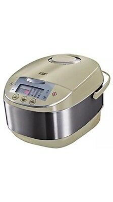 Russell Hobbs Creations Multi Cooker RH21851 11 Pre-Programmed Cooking Functions