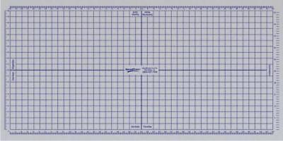 4' X 8'  Self Healing Cutting Mat - Printed With Grid! Great For Shop Tables