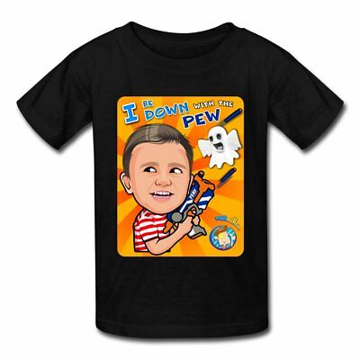 FUNnel Vision Down With The Pew Kids' T-Shirt by Spreadshirt™