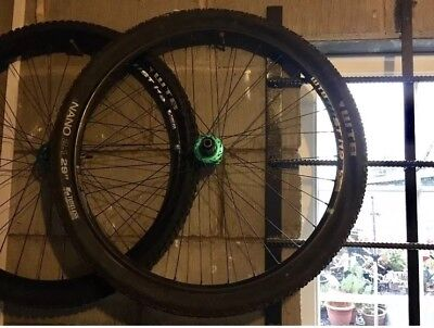 """WTB ST i19 29"""" Wheelset With Tyres"""