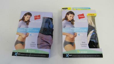 bda600432637 Hanes Cool & Comfortable Bikinis X-Temp Underwear Panties Multi Color UPICK  Size