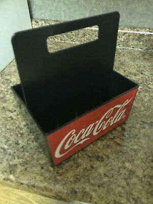 6 Coca-Cola Restaurant Table Caddies. BRAND NEW NEVER USED