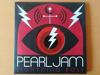 PEARL JAM – Lightning Bolt Gat-LP (Monkeywrench Records ‎– 374936-9 2013)