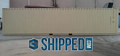 Lowest Price 40' New High Cube Shipping Container Storage Business Cleveland, Oh