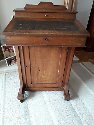 Victorian Davenport Writing Desk (Collection Only)