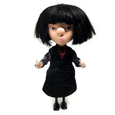 Disney The Incredibles Edna Mode Interactive Talking Doll by Think Way Toys 2003