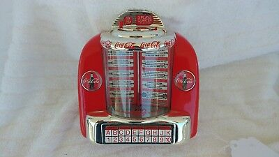 Coca-Cola Tabletop Jukebox