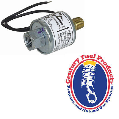 "AFC-151 High Pressure 12 Volt Shut-Off Valve w/out barrier strip, 1/4"" NPT"