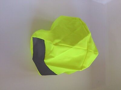 BULK WHOLESALE Reflective Horse Riding Helmet Cover HiViz NEW UK x 200