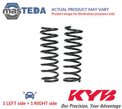 2x KAYABA REAR COIL SPRING PAIR SET RC5769 G NEW OE REPLACEMENT