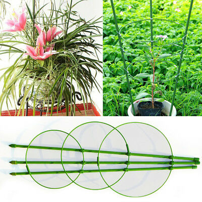 45cm Flower Plants Clematis Climbing Rack Bracket Yard Garden Supplies