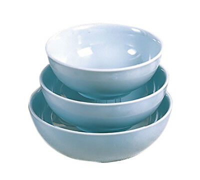 Thunder Group 5975 42 oz Blue Jade Pattern Melamine Bowl - 1 Doz