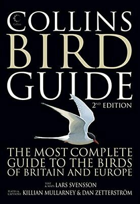 Collins Bird Guide by Killian Mullarney - Brand NEW Paperback