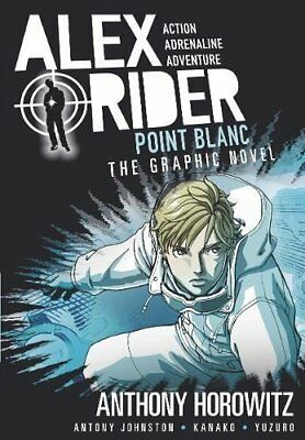Point Blanc Graphic Novel (Alex Rider) by Anthony Horowitz - Brand NEW Paperback