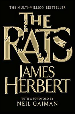 The Rats (The Rats Trilogy) by James Herbert - Brand NEW Paperback
