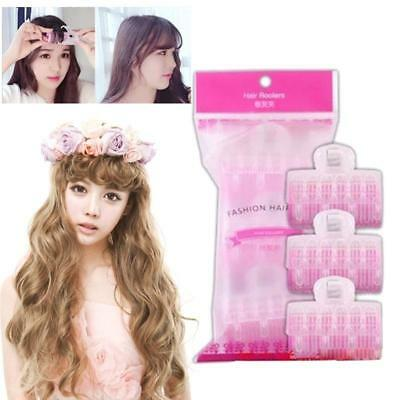 New 3Pcs/Set Hairdress Magic Bendy Hair Styling Roller Curler Spiral Tools