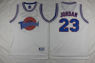 Michael Jordan #23 Space Jam Tune Squad Basketball Jersey Stitched Sewn S-2XL