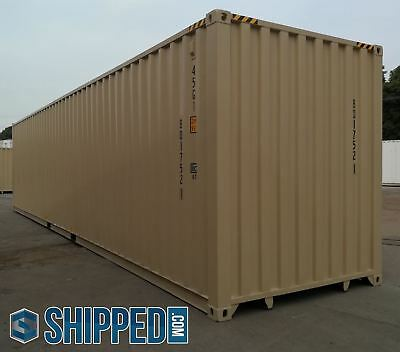 DEAL! 40' NEW HIGH CUBE SHIPPING CONTAINER HOME BUSINESS STORAGE in COLUMBUS, OH