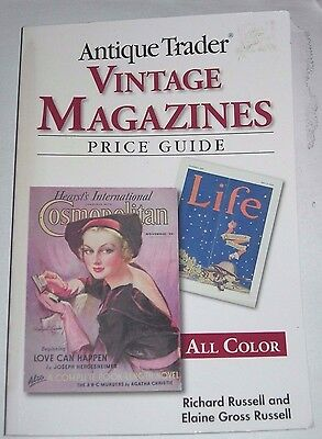 Antique Trader Vintage 250+ Magazines Price Guide Value Book 2005 Reference New