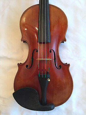 Vintage Ernst Heinrich Roth Violin 1922. Excellent Condition. 100% Authentic!