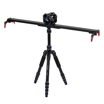 24''/32''/40''/48''DSLR Camera Track Dolly Slider Video Stabilization Rail Track
