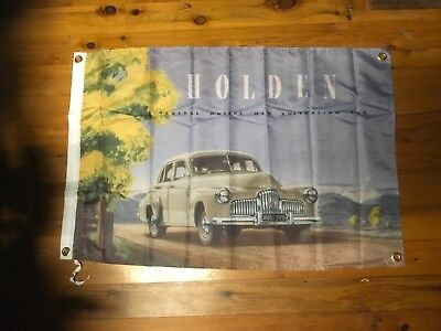 FJ FX HOLDEN GMH AUSSIE CAR banner fc mancave flags shed poolroom wall hanging