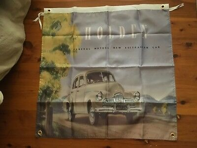 AUSSIE CAR banner fc mancave flags shed poolroom wall hanging fj fx holden gmh