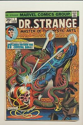 Doctor Strange #1 (Jun 1974, Marvel)