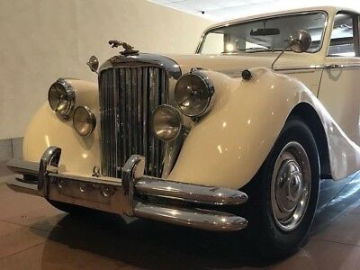 Jaguar Mark 5 stretch limousine 1950 Model mk5 mkV mark V