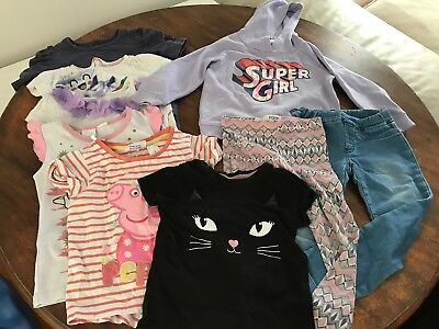 Girls Winter Clothes Bulk Bundle Cotton On Bardot H&M Target Size 4