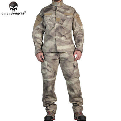 EMERSON Tactical Combat Uniform ARMY BDU Airsoft Hunting Military Army Paintball