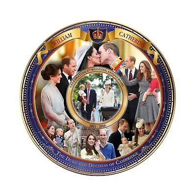 The Royal Wedding Anniversary Plate