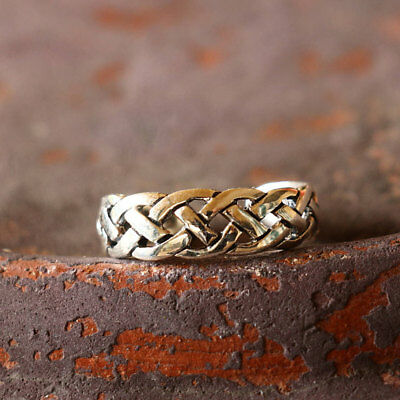 Celtic Toe Ring Sterling Silver Knot New Adjustable Jewelry Shipping Included