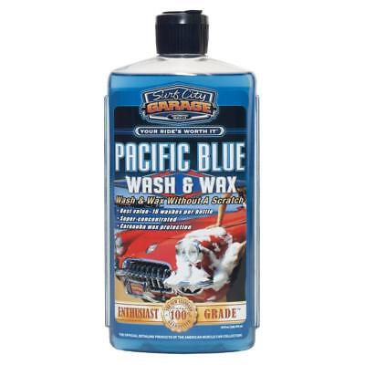 Surf City Garage 475mL 00131 Pacific Blue Wash And Car Wax SC131 Free Shipping!