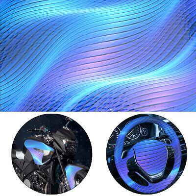 50*100cm Hydrographic Water Transfer HYDRODIPPING Film Printing DIP Hydro Blue