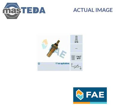 12 Month Warranty Part No VE718022 Cambiare Coolant Temperature Sensor