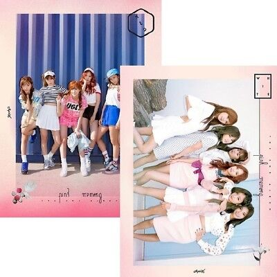 APINK [PINK MEMORY] 2nd Album RANDOM Ver CD+Photo Book+Photo Card K-POP SEALED