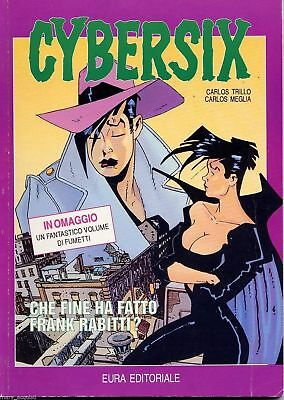 Cybersix # 9- Che fine ha made Frank R? - Eura Editoriale - July 1994
