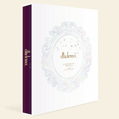 IU 10th Anniversary Tour Concert [DLWLRMA] Photo Book Blu-Ray+DVD+P.Card SEALED