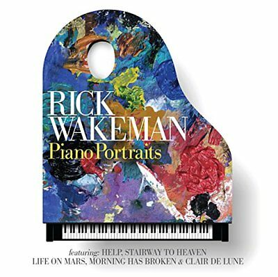 Rick Wakeman - Piano Portraits (CD)