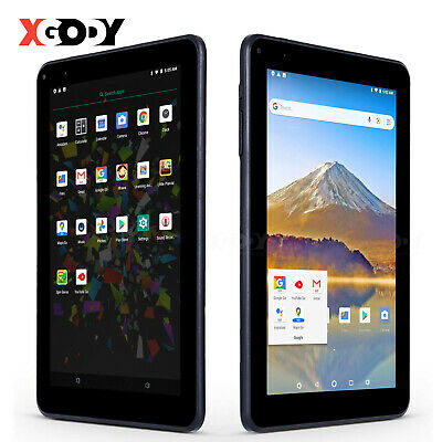 """9"""" Inch HD Screen Google Android 6.0 Quad Core Dual Camera 16G WIFI Tablet PC UK"""