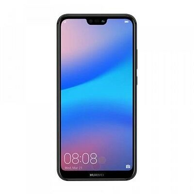 DISPLAY LCD+TOUCH COMPLETO con FRAME HUAWEI P20 LITE  ANE-LX1 NERO