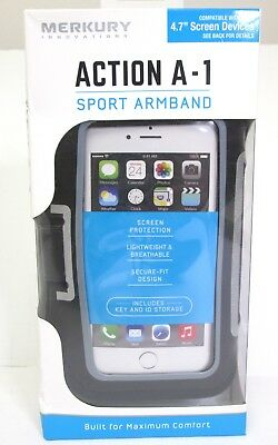 Merkury Innovations Action A-1 sport Armband x iPod touch + iPhone 6s/6/7 phones